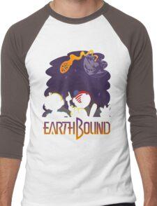 EARTHBOUND - First Steps Men's Baseball ¾ T-Shirt