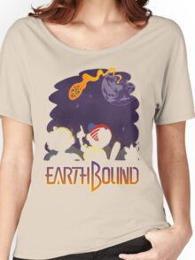 EARTHBOUND - First Steps Women's Relaxed Fit T-Shirt