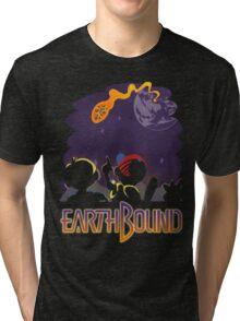EARTHBOUND - First Steps Tri-blend T-Shirt