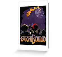EARTHBOUND - First Steps Greeting Card