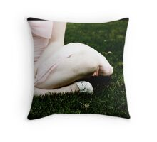 in loving memory... Throw Pillow
