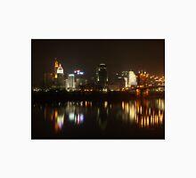 Cincinnati Night Skyline Unisex T-Shirt
