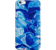 Mighty Blue iPhone Case/Skin