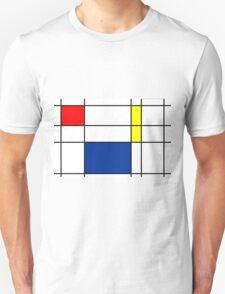 Minimalist Mondrian T-Shirt