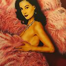 dita von teese berlesque girl by carss66