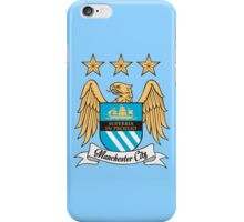 Manchester City FC iPhone Case/Skin
