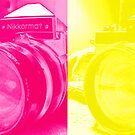 CMYK Camera by Perspective