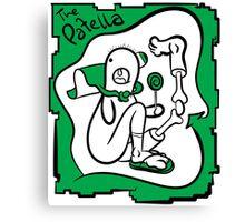 The Patella Canvas Print