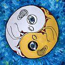 Yin and Yang by Lydia Cafarella