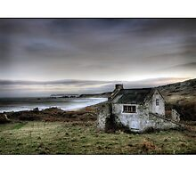 Derelict Youth Hostel by jimfrombangor