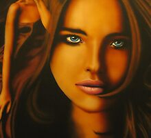 beautyfull girl by carss66
