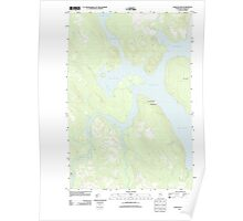 Maine USGS Historical Map Chesuncook 20110910 TM Poster