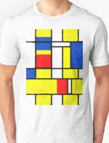 Mondrian Rectangles T-Shirt