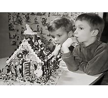 Memories of a special Christmas Photographic Print
