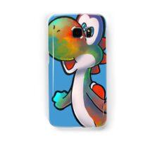 Tie-dye Yoshi Samsung Galaxy Case/Skin
