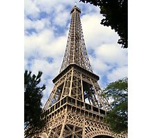 eifel tower Photographic Print