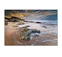 Whiterocks sunrise Photographic Print