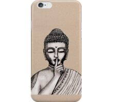 Shh ... do not disturb - Buddha - New iPhone Case/Skin