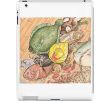 Duck on Deck iPad Case/Skin