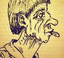 napkin attitude by madvlad