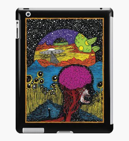 Paradox Moon iPad Case/Skin