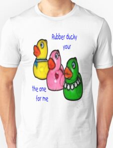 Rubber Ducky Unisex T-Shirt