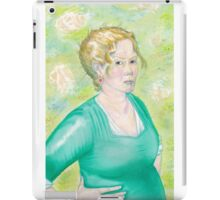Janet from the Ballad of Tam Lin iPad Case/Skin