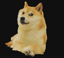 Doge shibe meme classic One Piece - Short Sleeve