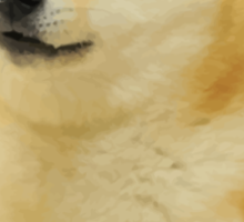 Doge shibe meme classic Sticker