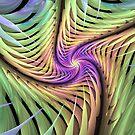 Edged Spiral by Heather Payson