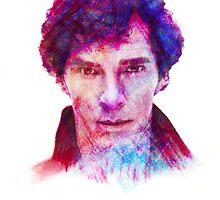 Sherlock by artbyarjune