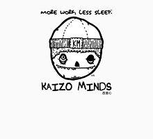 Kaizo Minds - More Work, Less Sleep [Oscar Logo] Unisex T-Shirt