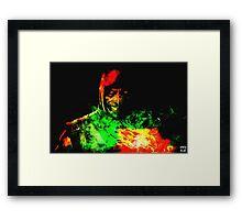 Immortal Kombat Framed Print