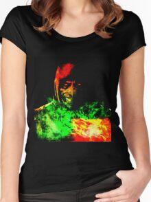 Immortal Kombat Women's Fitted Scoop T-Shirt