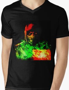 Immortal Kombat Mens V-Neck T-Shirt