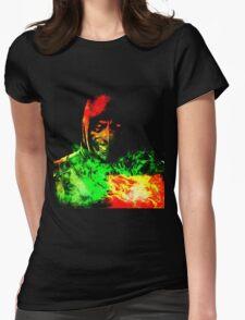 Immortal Kombat Womens Fitted T-Shirt