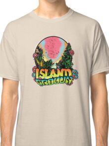 Island Grown 420 art Classic T-Shirt