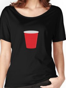 Red Solo Cup Women's Relaxed Fit T-Shirt