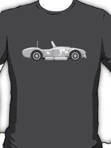 Golf Club Smashed Car T-Shirt