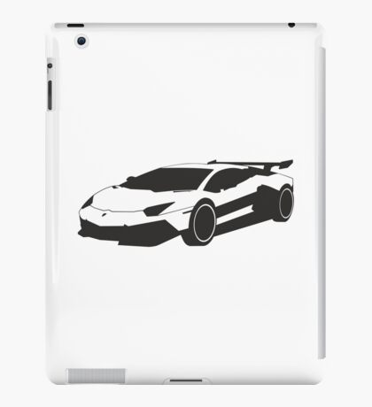 Lamborghini iPad Case/Skin