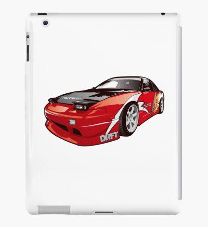 Drift 240sx iPad Case/Skin