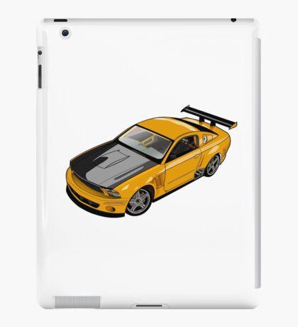 Mustang GT iPad Case/Skin