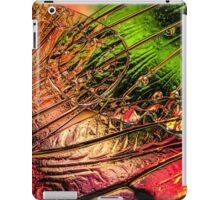 Fall of the Crystal Leaves iPad Case/Skin