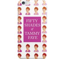 50 Shades of Tammy Faye iPhone Case/Skin