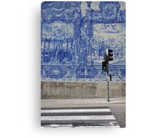 Portugese Crossover Canvas Print