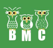 BMC Owls - Green Kids Clothes