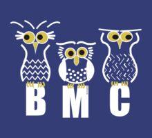BMC Owls - Dark Blue T-Shirt