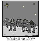 Wise Men by Hagen