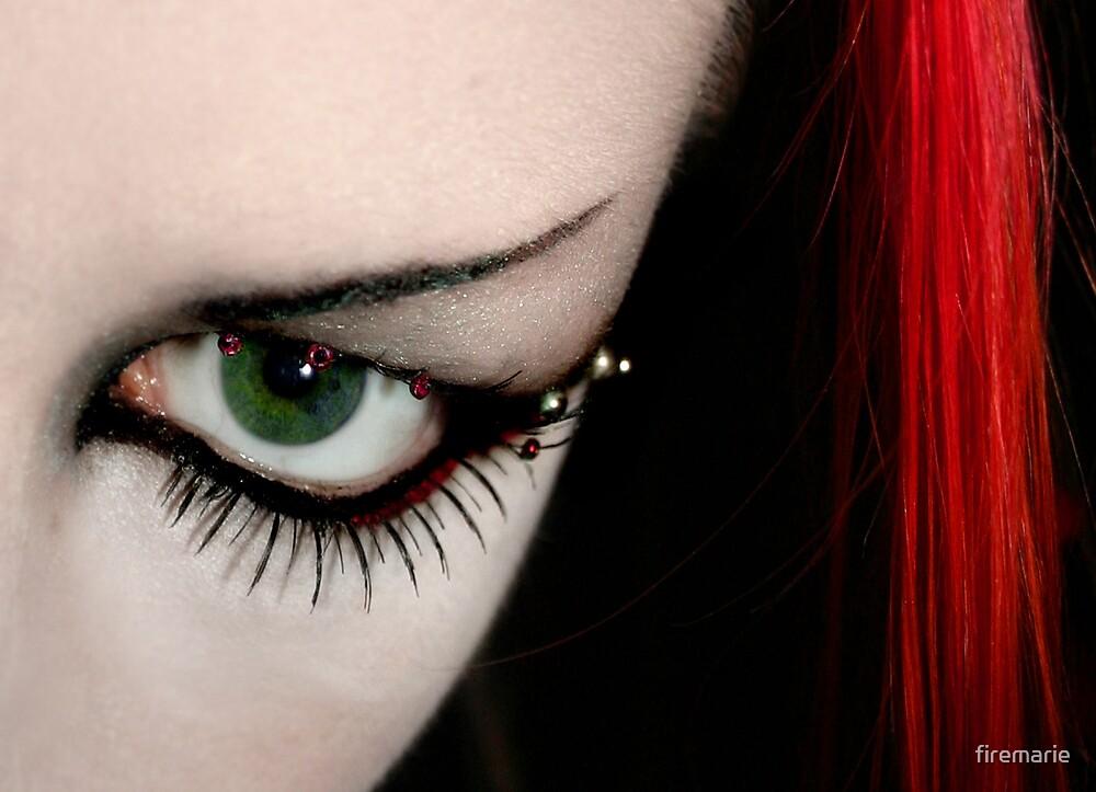Eye by Marie Arneklev