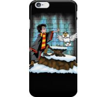 Wand and the Wizard iPhone Case/Skin